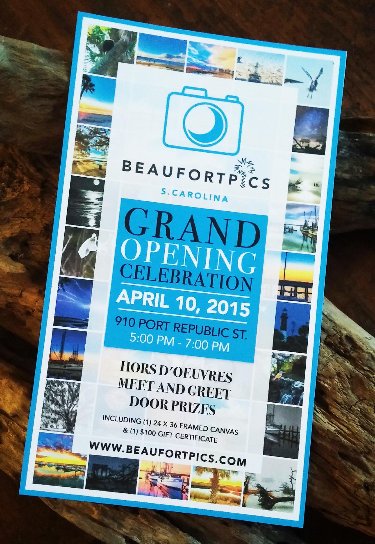 BeaufortPics.com Grand Opening
