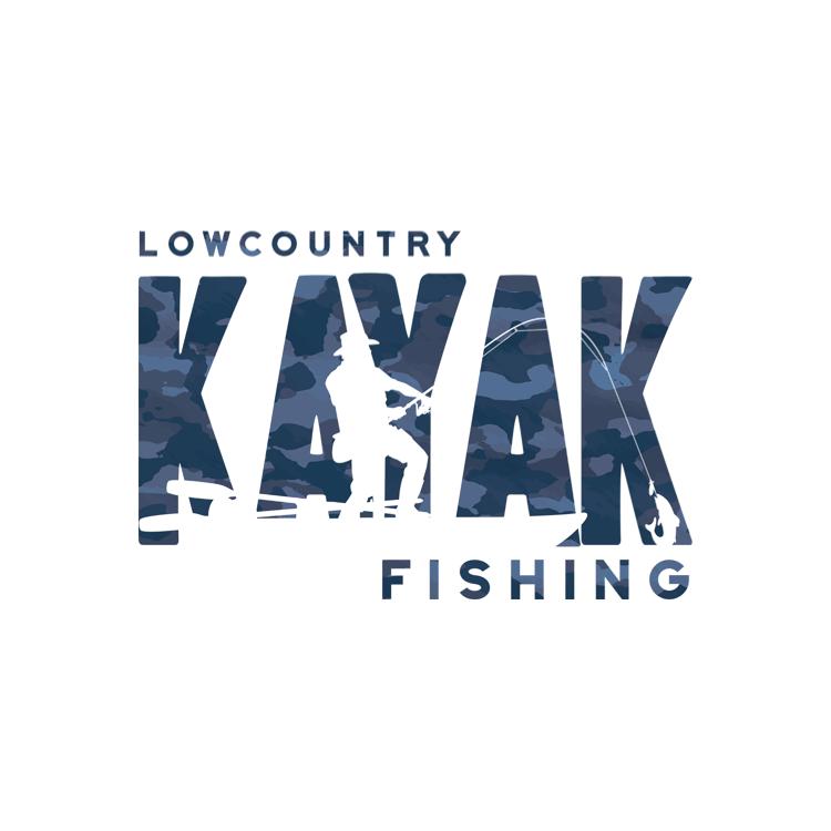 PickleJuice Logo Design : Lowcountry Kayak Fishing