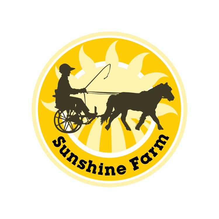 PickleJuice Logo Design : Sunshine Farm