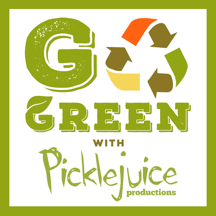 Go Green with PickleJuice