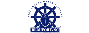 Beaufort Water Festival Logo| PickleJuice Productions