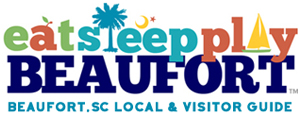 Eat Sleep Play Beaufort Logo| PickleJuice Productions