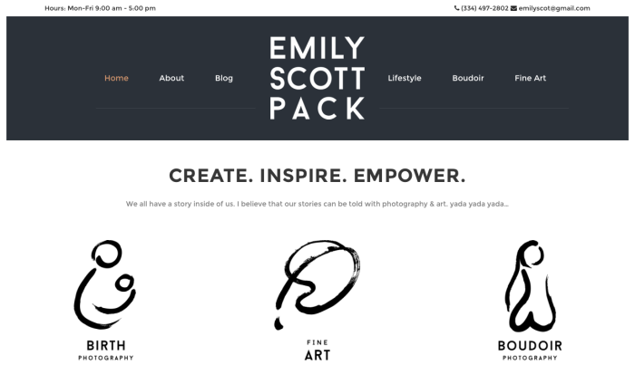 Emily Scott Pack | PickleJuice Productions