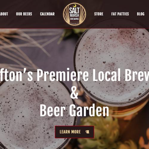 Salt Marsh Brewing | PickleJuice Productions