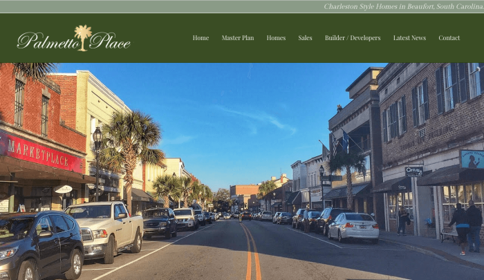 Palmetto Place Beaufort, SC | Residential Real Estate | PickleJuice Productions