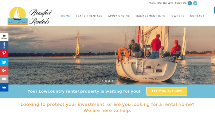 Homes for Rent, Apartments, Condos, Office Space for Rent Beaufort, South Carolina. Property Management Beaufort, South Carolina | PickleJuice Productions