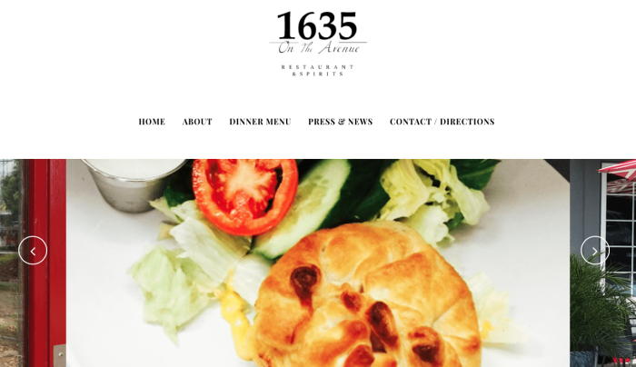 1635 On The Avenue | RESTAURANT & SPIRITS | PickleJuice Productions