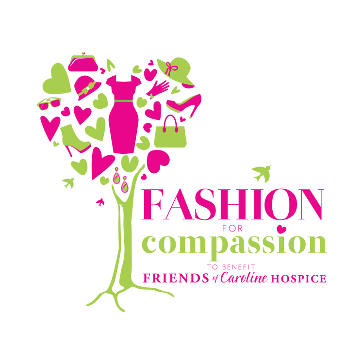 PickleJuice Logo Design : Friends of Carolina Hospice - Fashion For Compassion