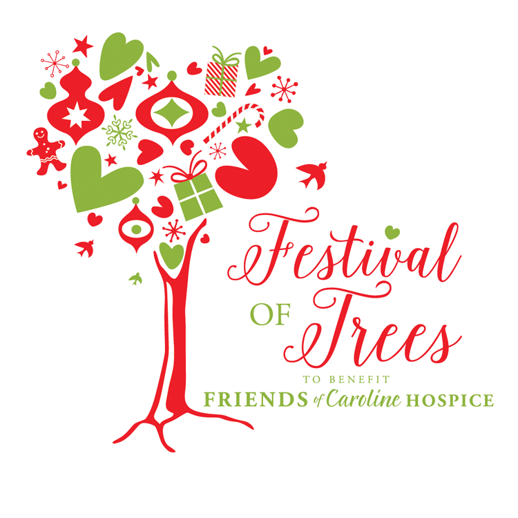 PickleJuice Logo Design : Festival Of Trees