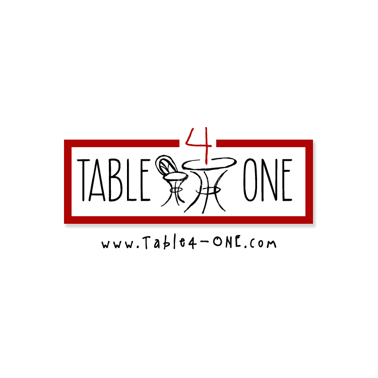 PickleJuice Logo Design : Table 4 One