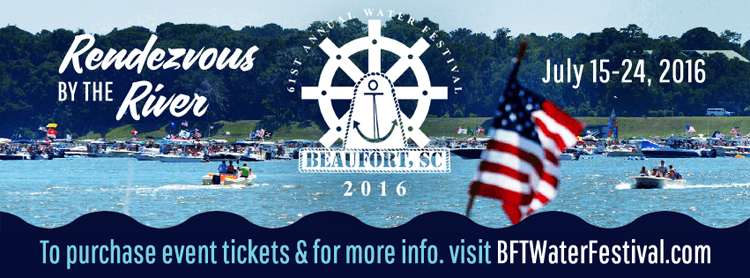 Beaufort Water Festival | Beaufort Web Design | PickleJuice Productions
