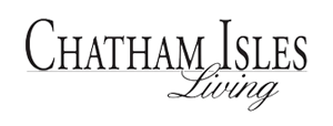 Chatham Isles Living logo | PickleJuice Productions