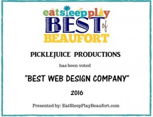 Best Web Design Company in Beaufort, SC