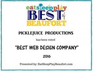 Best Web Design Company in Beaufort, SC